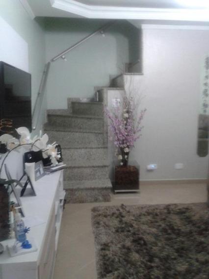 Sobrado Em Vila Das Bandeiras, Guarulhos/sp De 84m² 2 Quartos À Venda Por R$ 480.000,00 - So241813