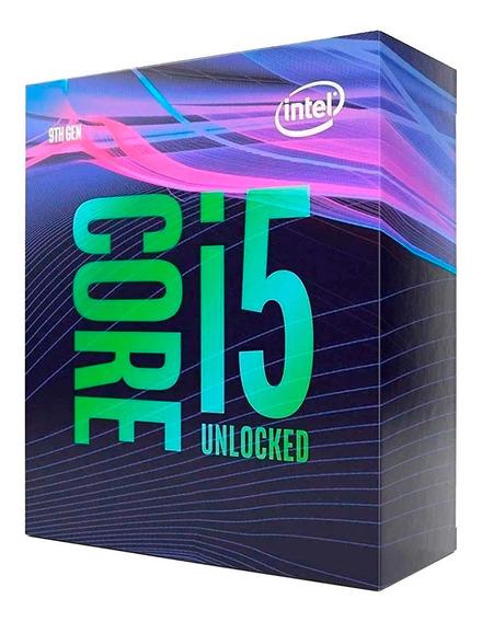 Processador Intel Core I5 9600k Coffee Lake 9ª Geração -