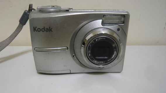 Camera Kodak Easy Share C1013 !!! Não Funciona
