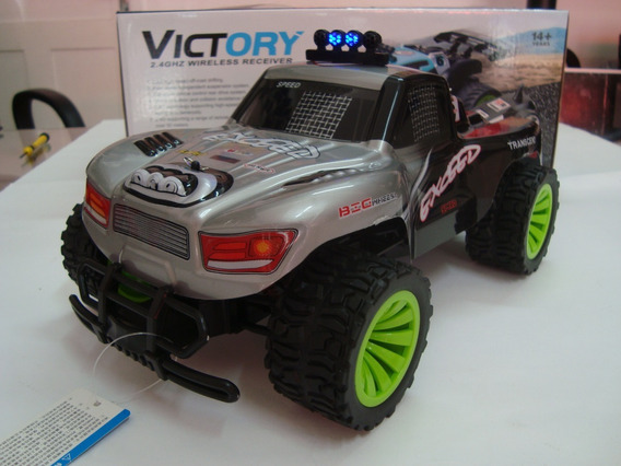 Automodelo Elétrico Pick Up Subotech Victory 2.4ghz 1:16