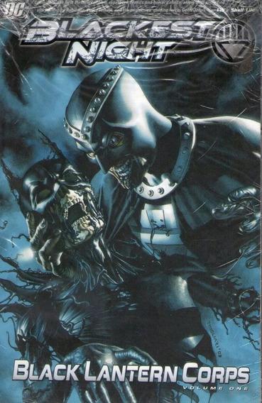 Hq - Blackest Night- Black Lantern Corps Vol. 1