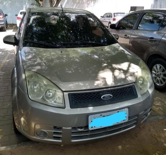 Ford Fiesta Flex 5 Portas, Completo De Tudo E Na Promoção.