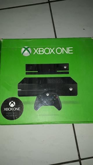 Xbox One - Pouco Tempo De Uso
