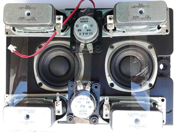 Kit Alto-falantes Panasonic Tc-43sv700b