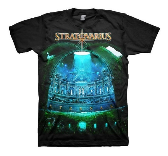 Camiseta Stratovarius - Eternal