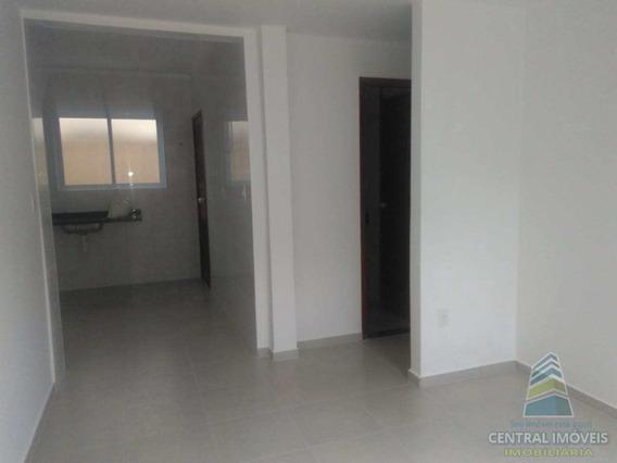 Casa Com 02 Dorms, Parque São Vicente, São Vicente, Cod: 6216 - A6216