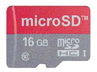 Cartão De Memória Micro Sd 16gb Classe 10 Para Raspberry Nf