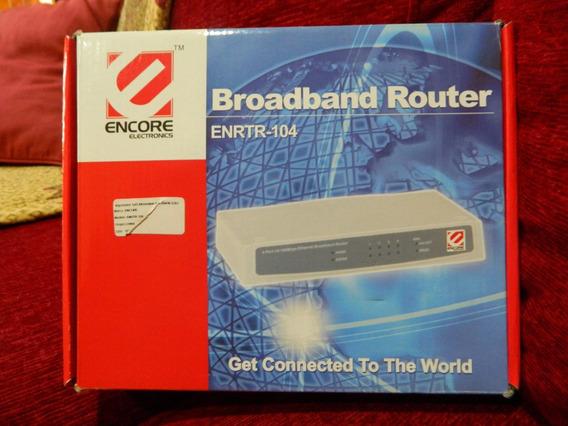 Router Broadband Encore