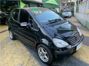 Mercedes-benz Classe A 1.6 160 Classic Gasolina 4p Automátic