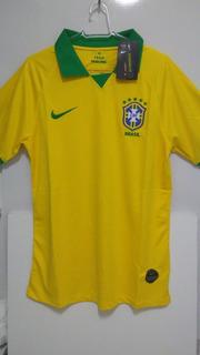 Camisa Seleção Brasileira Nova 19/20 Brasil
