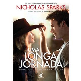 Livros Uma Longa Jornada + Noites De Tormenta Nicholas Spark