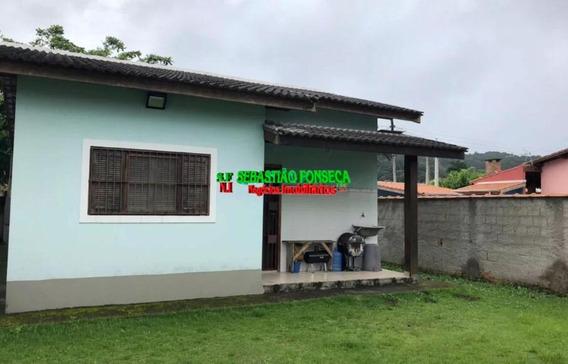Casa 02 Dormitórios Em Caraguatatuba - 1504