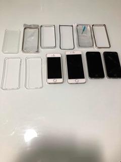 iPhone 4, 5s E 6