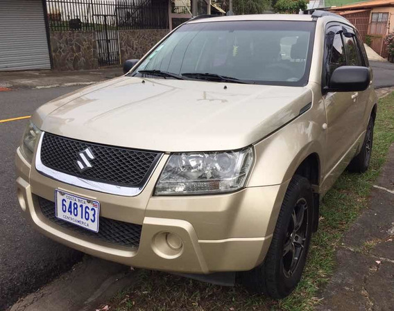 Suzuki Grand Vitara 4x4, Manual, 4 Cilindros