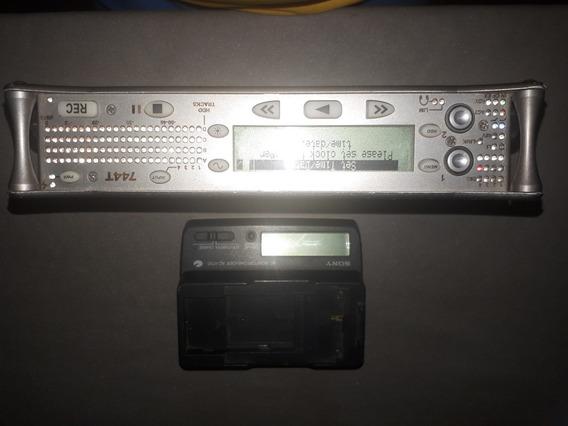 Gravador De Campo Sound Devices 744t