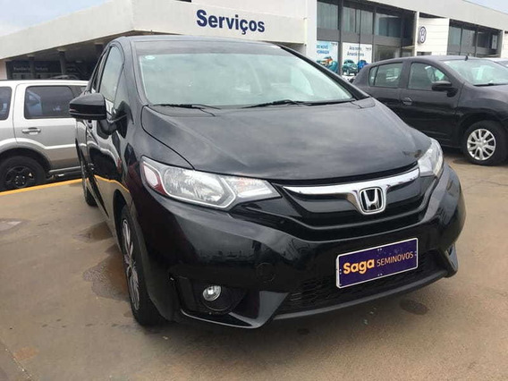 Honda Fit Ex Cvt