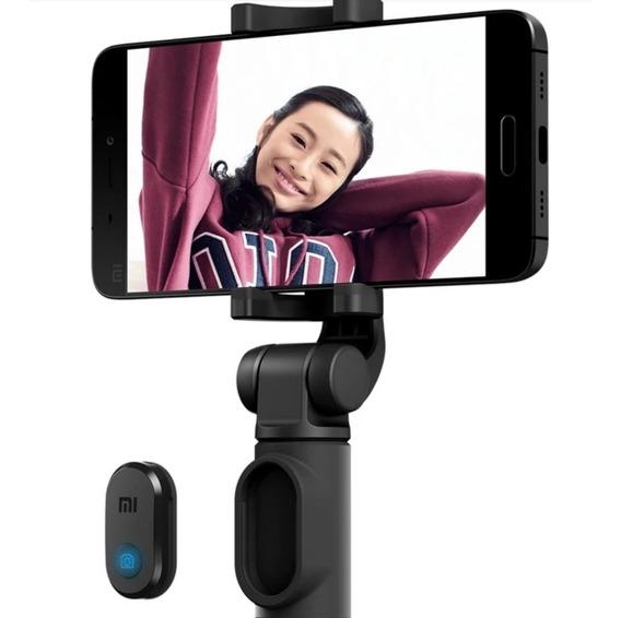 Xiaomi Selfie Original Tripé Com Controle Bluetooth