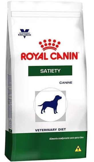 Ração Royal Canin Canine Veterinary Diet Satiety Support Par