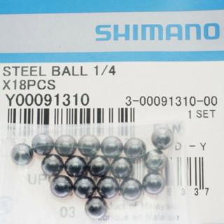 Bolillas De Cono Shimano 1/4 X 16 Unidades Y00091310