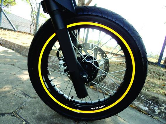 Friso Fita Adesivo Refletivo 10mm Frete Grátis Honda Yamaha