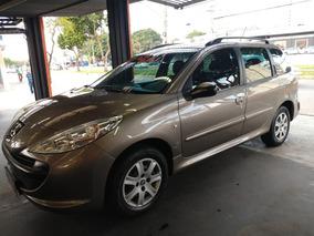 Peugeot/207 Sw Xr 1.4 Flex