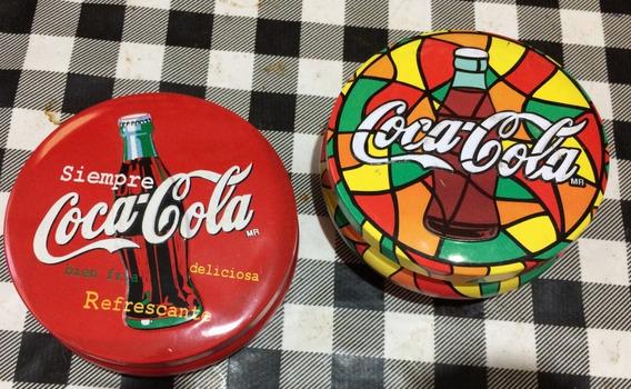 2 Cajas Multiuso De Coca- Cola Vintage