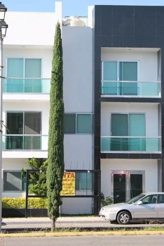 Lofts Amueblados En Renta En Excelente Ubicación En Av. Principal En Milenio Iii