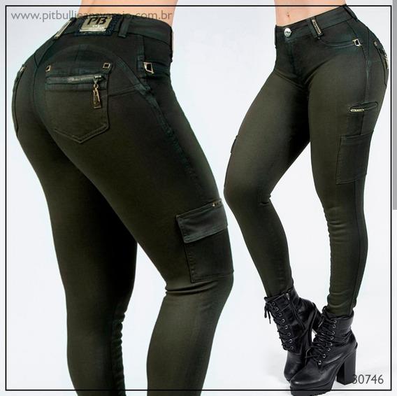 Cigarrete Pitbull Jeans Ref30746