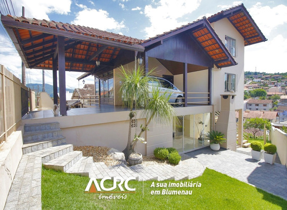 Acrc Imóveis - Casa Residencial Semi Mobiliada Para Venda No Bairro Escola Agrícola - Ca01298 - 34891478
