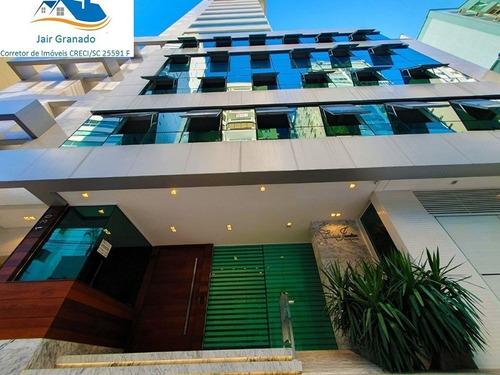 Apartamento Alto Padrão Centro De Balneário Camboriú - Ap01454 - 69319205