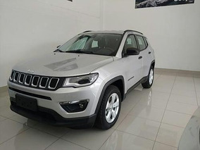 * Jeep Compass 2.4 Sport /entrega Inmediata/100% Financiada