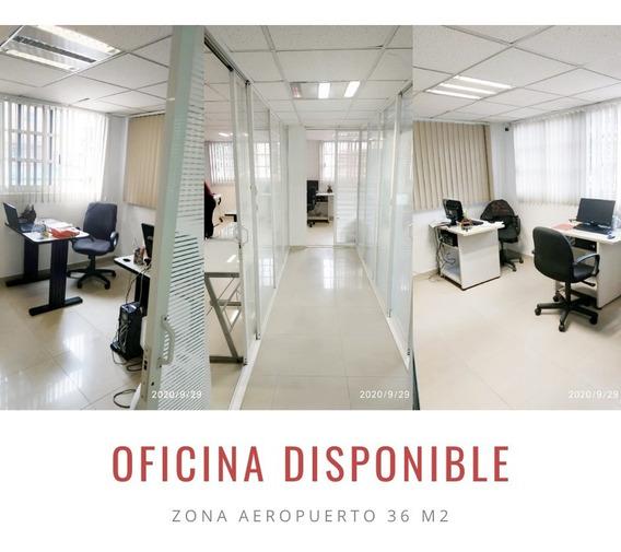 Renta De Bonita Oficina Excelente Ubicación Metro Moctezuma