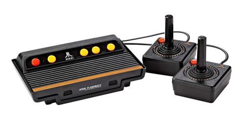Consola AtGames Atari Flashback 8 color  negro