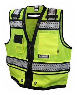 Dewalt Dsv521-xl Chaleco De Seguridad Industrial
