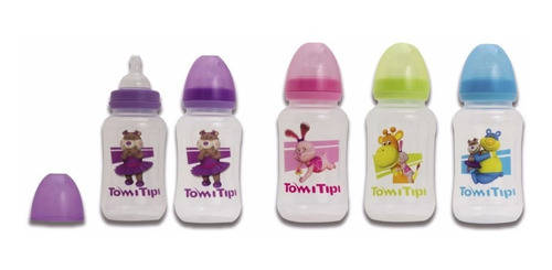 Tetero Tomi Tipi 12 Oz, Para Bebe, Nuevo