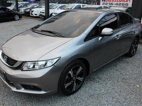 Honda Civic Exr 2.0 Automático - Sem Entrada 60x 1.599,00