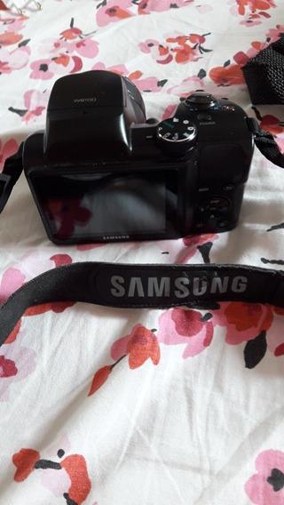 Câmera Fotográfica E Filmadora Samsung