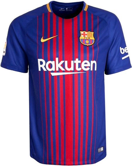 Camiseta Barcelona Stadium 17/18 Orginal Nike Dri Colección