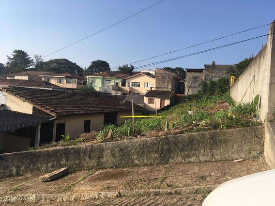 Terreno À Venda, 400 M² Por R$ 310.000 - Centro Alto - Ribeirão Pires/sp - Te0115