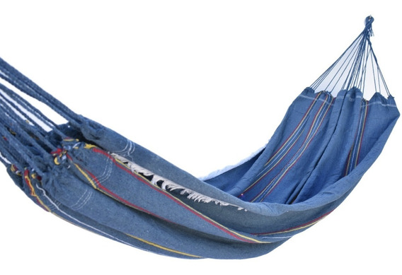 Rede De Dormir Descanso Solteiro Cinza Para Pequenos Espaços