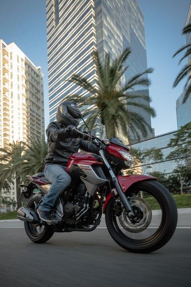 Yamaha Fz25 Fazer 250 Abs 0 Km 2020