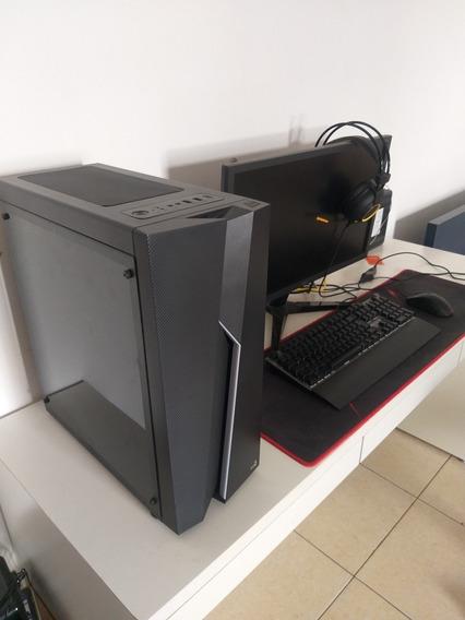 Vendo Computador Completo, Monitor 75mhz De 24 , I5 9° Geraç
