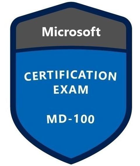 Material De Estudos Para O Exame Microsoft Md-100