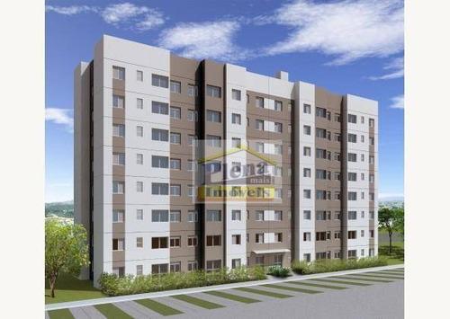 Imagem 1 de 11 de Apartamento  Residencial À Venda,  Condomínio Villa Matão, Sumaré. - Ap0321