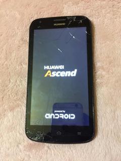 Huawei Y600-u151 Estrellado Y Se Queda En El Logo $500