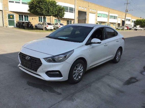 Hyundai Accent 2020 5p Gl Mid Gl L4/1.6 Man