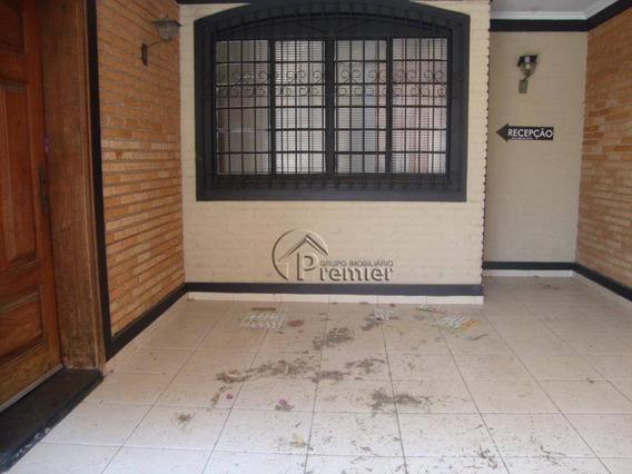 Casa Comercial Próxima À Av. Itororó, Com 2 Salas E 2 Suítes - Ca1705
