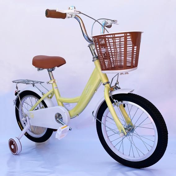 Bicicleta Chicago Retro Rodada 16