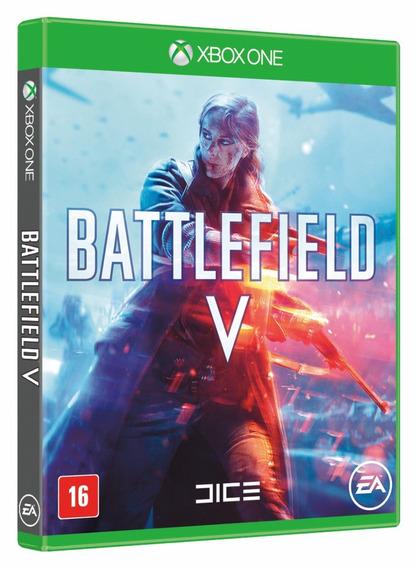Battlefield V Bf5 Xbox One Português Midia Fisica Novo