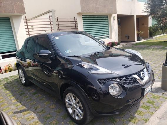 Nissan Juke 1.7 Advance Navi Cvt 2017